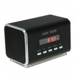 MP3 Portalbe Mini Speaker Micro SD TF Card USB Disk FM Radio