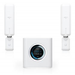 Router Base + 2 Mesh-Points WLAN Ubiquiti AFi-HD-Verstärker