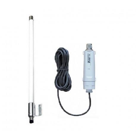 Pack Alfa Network Wlan antenne 10dBi + Tube-U USB CPE