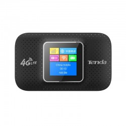 Modem 4G Router Mifi 4G/3G/LTE Portable Tenda 4G185 SIM slot