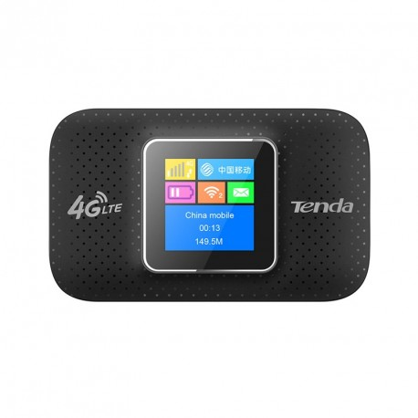 Modem Router 4G Mifi 4G/3G/LTE Portatil da Tenda 4G185 slot SIM