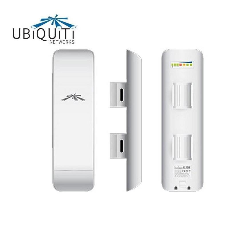 ▷ Ubiquiti nanostation M2 and LocoM2, Long distance WiFi