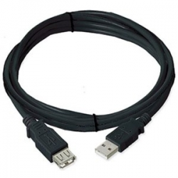 USB 2.0 MALE TO FEMALE EXTENSION CABLE