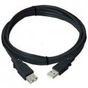 Cable USB 5 metros alargador macho hembra AM/AF extension 5m 2.0