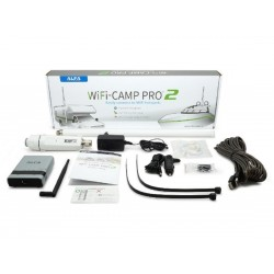 Kit repetidor WiFi Camp-Pro 2 Alfa Network WiFi para caravana