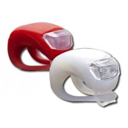Iluminação LED para Bicicleta faro + Pisca dianteira e traseira