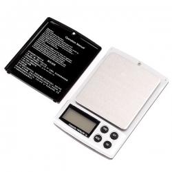 Bilancia digitale di precisione 1 kg 0.1 g gioielli tasca 1000g