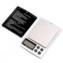 Elektronische Mobiles Wiegen Schmuck digitale Waage 1kg 0.1 g 1000