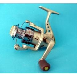 Pesca Spinning reel Q8-30FM 3BB in grafite leggero pesca