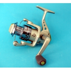 Spinning fishing reel Q8-30FM 3BB lightweight graphite fishing