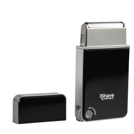 Afeitadora maquina de afeitar USB iShave recargable iphone