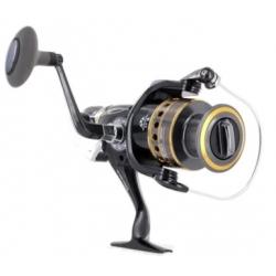 Carpfishing reel Livefish 20FR 11BB + 1 Aluminium fishing