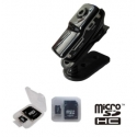 MD80 mini dv camera + 8GB card player recorder video spy cam PC