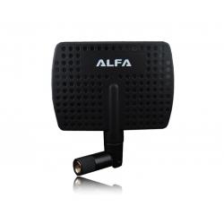 APA-M04 7 dBi gain SMA panel planar antenna Alfa Network