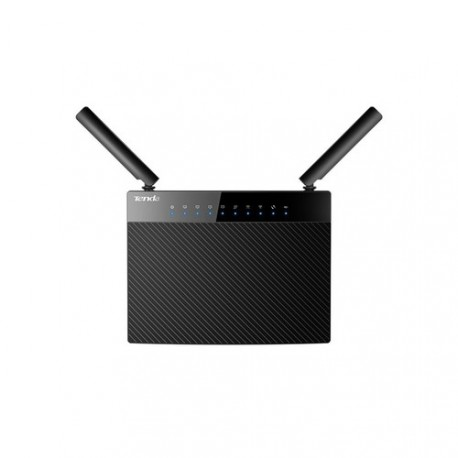 Roteador wireless Gigabit de Duas bandas AC1200 TENDA AC9