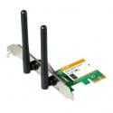 Cartão wi-fi da Tenda W322E WIFI N300 PCI Express Adapter antena