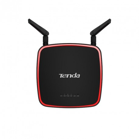 Tenda AP4 Router con un passivo PoE access Point wireless N 300