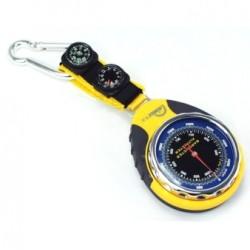 Barometer Höhenmesser thermometer Kompass Karabiner