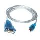 Cavo seriale USB a RS232 UART TTL seriale DB9 9 PIN adattatore