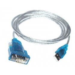 Cable Serie USB RS232 UART TTL serial DB9 9 PIN adapter GPS FTA