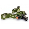 Linterna Frontal LED cinta para cabeza casco CREE Q5 zoom laser