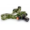 Linterna Frontalen LED-cinta para cabeza casco CREE Q5 zoom-laser