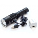 Rechargeable Tactical Torch LED IMALENT DD2R 1065 lumens CREE XM