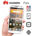 "Huawei Ascend G610 5"" Android GPS DUAL SIM QUAD CORE movil libre"