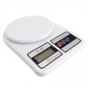 balança de cozinha digital 5KG - 500g Balança de precisão grande
