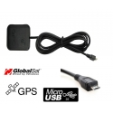 GPS Receiver BU-507 S4 antenna microUSB dongle Android Tablet