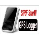 GPS Data Logger Globlsat DG-200 bateria registrador datos coche