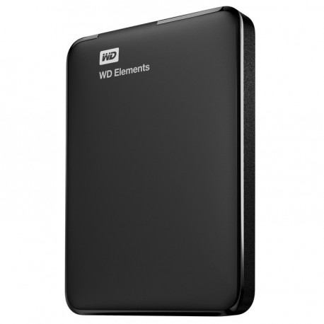 HDD Disco Externo Western Digital Elements 1TB HD WD3.0 2.5""