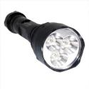 Linterna TrustFire TR-500 3 LED CREE Q5 500LM recargable TORCH