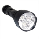 TrustFire TR-500 3 LED CREE Q5 500LM rechargeable TORCH flash