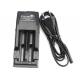 Carregador baterias e pilhas de Lítio TrustFire Ultrafire 18650