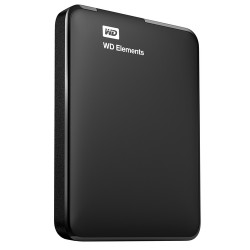 WD Elements portable hard drive 750 GB USB 3.0