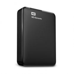 """Disco Rígido de 3 TB da WD Elements 2017 2.5"""" USB 3.0 Preto"""