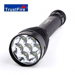 Torcia Trustfire TR-J18 LED CREE XML 8000 lumemes ricaricabile