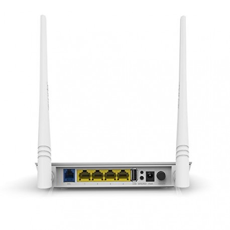 ADSL2 Modem Router CPE WiFi N300 with USB port for 3G