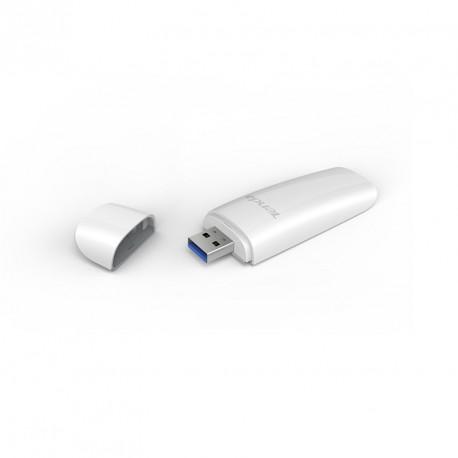 Adaptador wi-fi AC1300 USB 3.0 Tenda U12 para o roteador Gigabit