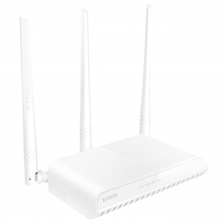 Wlan-Router-Tenda NH326 mit 3 antennen 5dbi 300Mbps