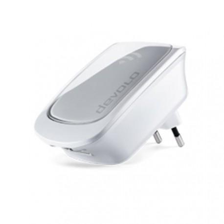 Amplificador de red Devolo Wifi Repeater 2,4 GHz N