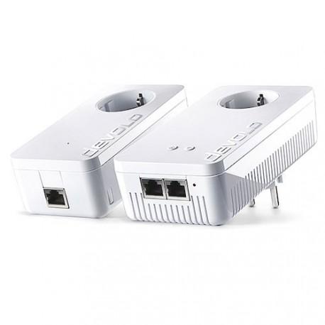 DEVOLO DLAN 1200+ WIFI AC STARTER KIT PLC