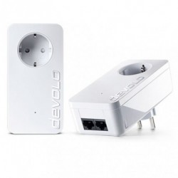 Devolo PLC Dlan 1000 Duo+ Starter Kit, 1000 Mo Gigabit