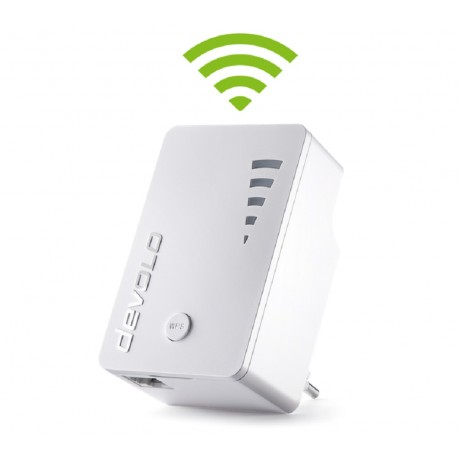 Verstärker WiFi repeater Devolo AC1200 Gigabit ethernet