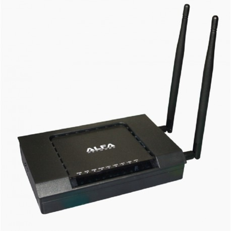 Powerful WiFi router AP MIMO 2T2R 630mW access point