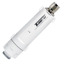Alfa Tube-U(N) CPE Antena WIFI de largo alcance para exteriores
