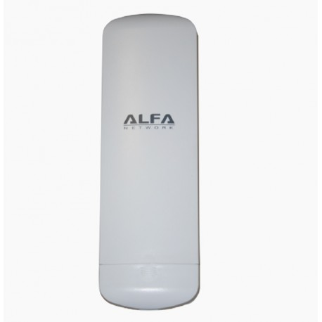 12DBI Antenna WiFi esterna pannello Rj45 Alfa N2 CPE doppia