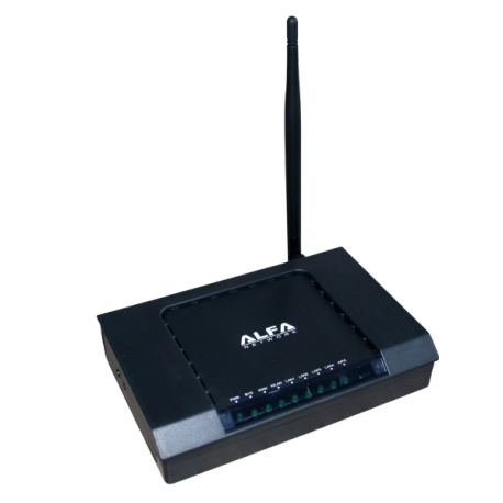 WIFI access point API-W515H PowerMax router powerful 630mW