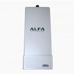UBDO-N8 sans fil WiFi Adaptateur USB puissant 1000mW 2.4 GHz